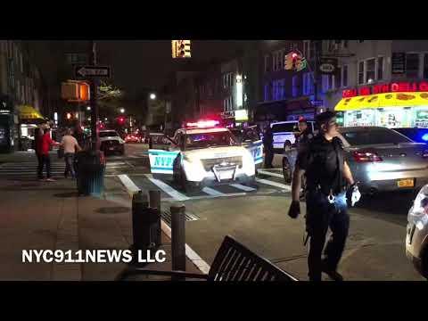 NYPD vs Cinco De Mayo Brawls