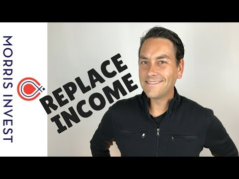 How to Replace Income with Investment Property