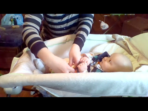 How to put together Fisher Price Rock & Play Sleeper
