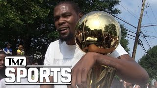 Kevin Durant on Trump: