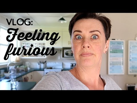 Vlog: Feeling Furious | A Thousand Words