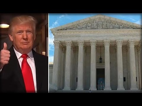 watch OMG! THE SUPREME COURT JUST GAVE TRUMP THE GREATEST GIFT OF HIS LIFE