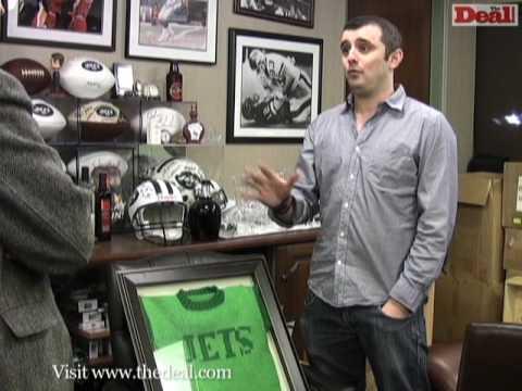 Why Gary Vaynerchuk wants to buy the NY Jets