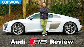 Audi R8 V10 review: see how quick it really is...