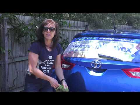 Car Cleaning with Norwex - Cleaning Moments With Linda