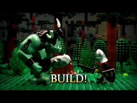 LEGO Build Music Video
