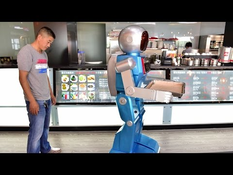 Turns Out Robots Aren't That Great At Waiting Tables