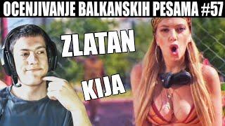 OCENJIVANJE BALKANSKIH PESAMA - KIJA - ZLATAN (OFFICIAL VIDEO 2019)