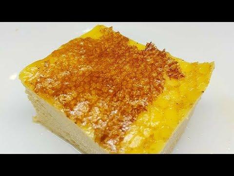 Original Egg Custard, step by step Video Recipe II Real Nice Guyana  (HD)