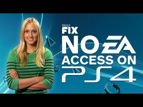 PS4 Passes on EA Access & PS Plus Revealed - IGN Daily Fix