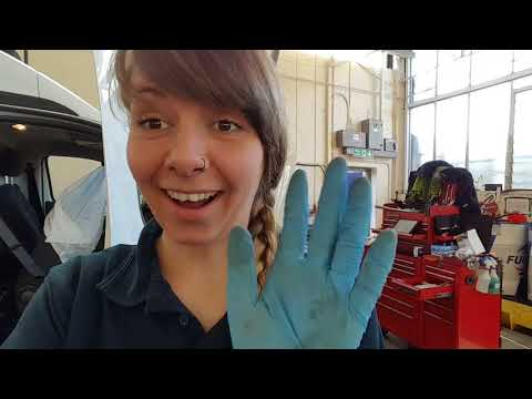 Lauren: A Day in the Life of a Vehicle Technician Apprentice