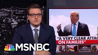 US Denies Citizenship To Some Kids Of Same-Sex Couples | All In | MSNBC