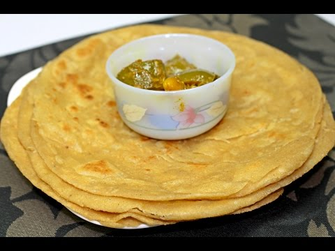 Lachha Paratha By Food In 5 Minutes
