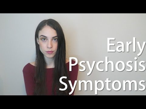 Early Psychosis Symptoms