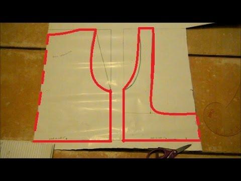 Basic UnderBust Vest Pattern