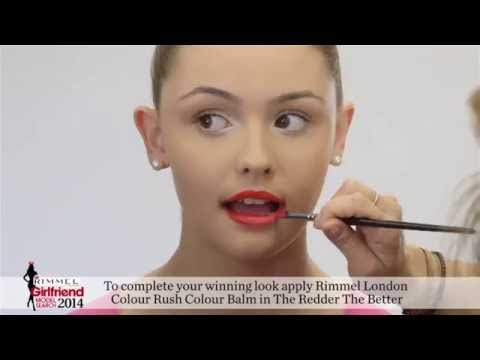 GET THE LOOK - With Girlfriend Model Search Winner Lilli Watts
