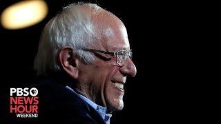 Nevada boosts Sanders' front-runner status as Democrats turn to South Carolina