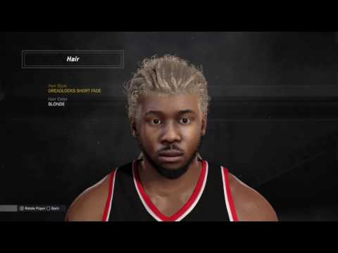Nba2k17 My Player Appearance Update!
