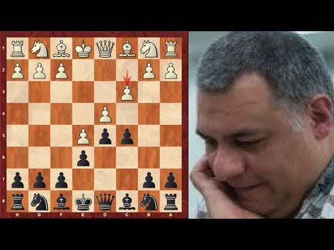 Chess Opening Lesson - Ideas in the French defence Advance variation (Chessworld.net)