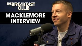 Macklemore On Conscious Hip-Hop, Family, His New Solo Record & More
