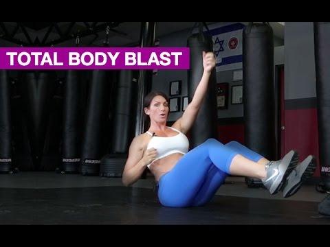 FULL BODY BLAST Workout -- Bodyweight Only (Super HARD!!!)