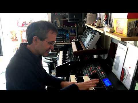 Andrew Varley Plays My Orla Ringway RS600 0rgan