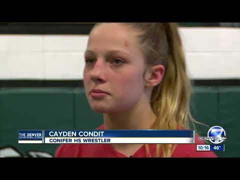 Colorado high school siblings look to make wrestling sports history this weekend