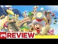 Switch And 3Ds Review - Captain Toad Treasure Tracker mp3