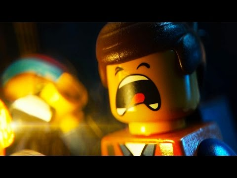 The R Rated LEGO MOVIE Trailer