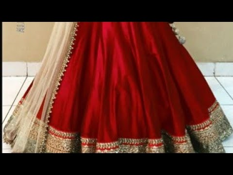 DIY -Anarkali( Khalidar) dress ki cutting Kaise kare?full flare gher