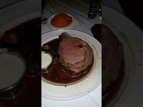 PRIME RIB AT CALLARO'S MR SUNSHINE EDDY SHIPEK 561-693-8636