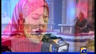 Geo TV - Qul Pakistan Muqablae Naat khawani - Final round