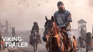 Vikings - Russian Movie [New Official Trailer] English Version (HD)