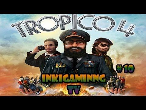 TROPICO 4 - Let's Play en Español - Capitulo 10 - 1080p HD