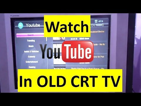 Convert Your CRT TV into Smart TV in Just 250 Rs.