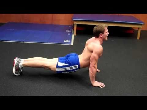 How To: Judo Push-Up