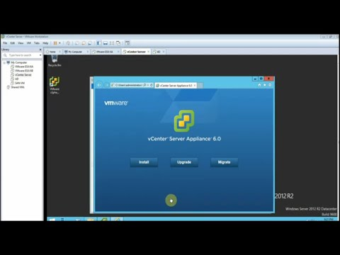 Install vCenter Server Appliance 6.0 Step by Step - Part 4