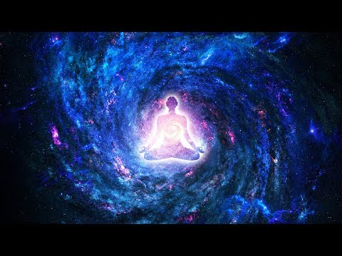 DMT Meditation Music: Deep Space Journey Within Spirit Enlightenment | Indian Drums & Tibetan Bowls