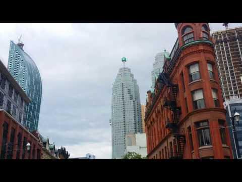 Exploring Downtown Toronto - FULL VIDEO TOUR (Ontario, Canada)