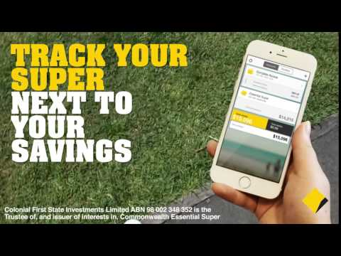 See your super next to your savings