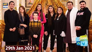 Good Morning Pakistan - Pehlaaj Hassan & Iqrar Ul Hassan - 29th January 2021 - ARY Digital Show