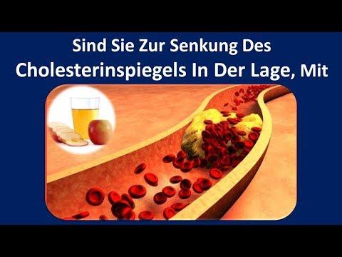 Können Sie Cholesterin Senken mit Essig | Phase 1, Phase 2.