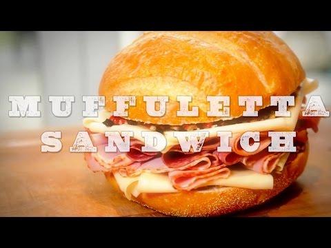 How to Make a Muffaletta Sandwich