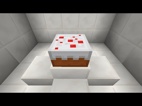 Minecraft: Cake Bomb!