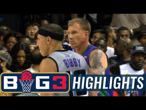 watch Ghost Ballers vs 3 Headed Monsters | BIG3 HIGHLIGHTS