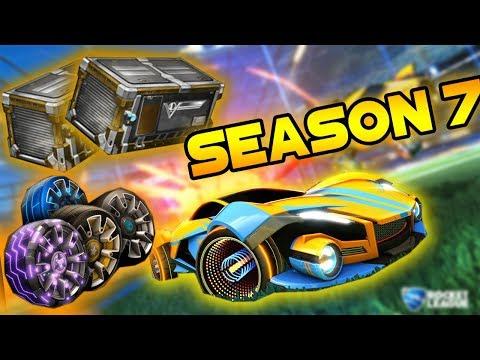 SEASON 7 IS HERE! | Rocket League