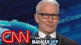 Anderson Cooper: No president should speak like Elmo
