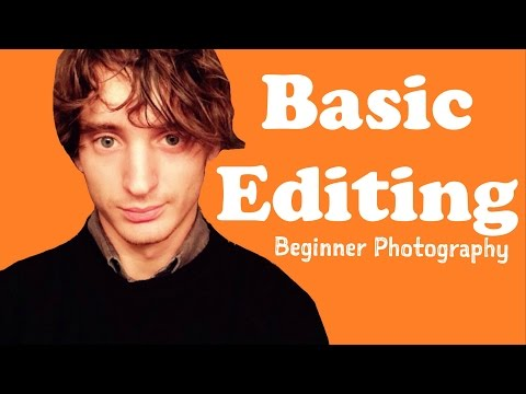 iPhoto Tutorial Beginner: Basic Editing Techniques