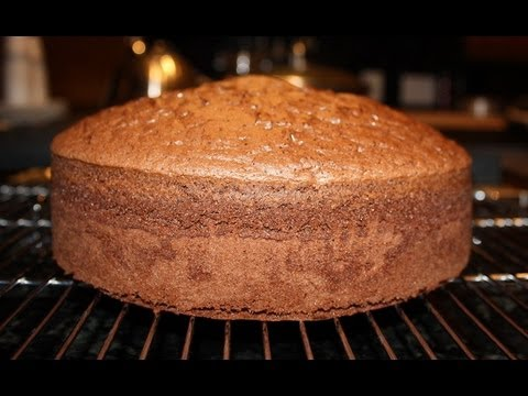 Chocolate cake recipe without oil, butter, or dairy
