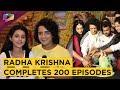 Download Radha Krishna Completes 200 Episodes | Sumedh, Mallika & Other Celebrations MP3,3GP,MP4